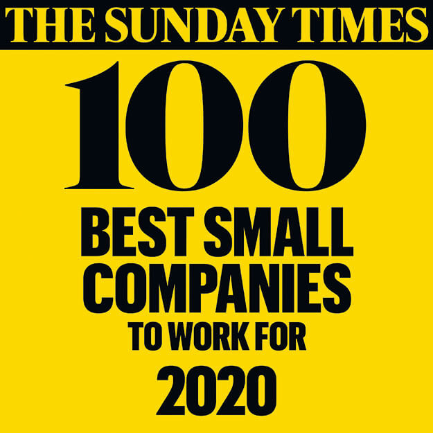 Best small companies 2020 logo
