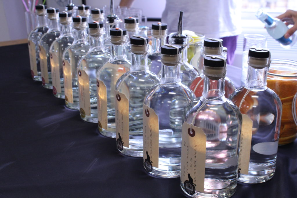 Selection of Pyschopomp gins