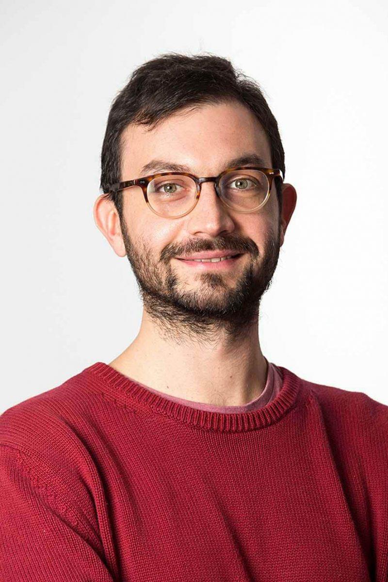 Photo of Forrest Brown team member Gio Goggioli