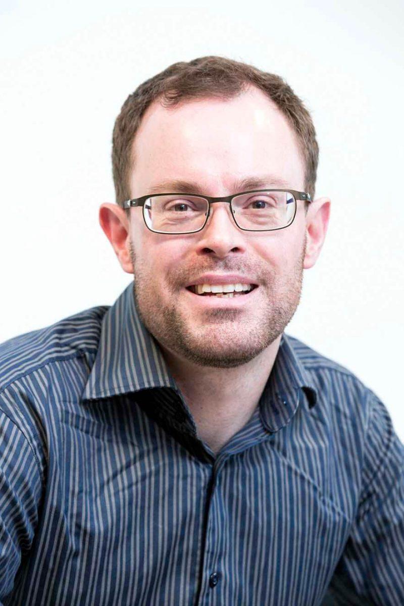 Photo of Forrest Brown team member Pete  Beavis PhD